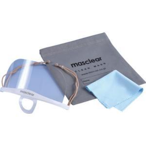 ム-ヴ・オン 透明衛生マスク マスクリアベーシックバンドル (5個入) M-BUNDLE-5|n-tools