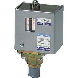 日本精器 圧力スイッチ設定圧力0.5〜2.0MPa BN-1252-10 n-tools