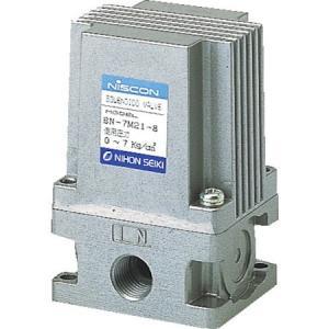 日本精器 2方向電磁弁8AAC100V7Mシリーズ BN-7M21-8-E100 n-tools