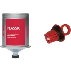 クラシック 自動給油器 SF01 6ヶ月用 標準グリス120CC付 perma PCSF016-6313|n-tools