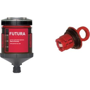 自動給油器 SF01 6ヶ月 標準グリス 120CC付き perma PFSF016-6313|n-tools