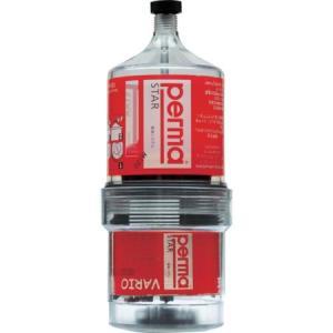 パーマスター モータードライブ式給油器 標準グリス120CC付き perma PSSF01M120-6313|n-tools