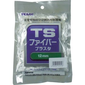 TESAC TSファイバー プラスタ 12mm TSFP12MM|n-tools