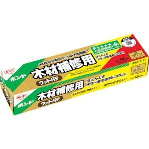 ウッドパテ ラワン 120mL #25721 紅白 コニシ BWP200-2088|n-tools