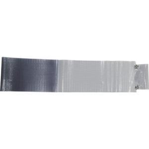 のれん型間仕切りカーテン15cmx約2m・1枚 ユタカ B360-8200 n-tools