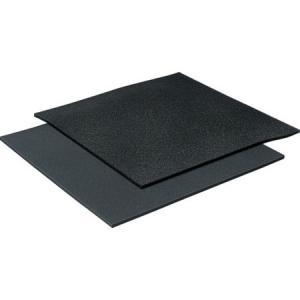 イノアック モルトフィルター MF-13 黒 25tx1000x1000 化粧断 MF1325|n-tools