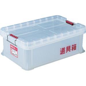 透明道具箱 S リス NS-8123 n-tools