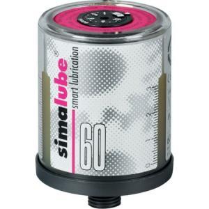 シマルーベ自動給油器 グリス60CC付き マクノート SL0160-7005|n-tools