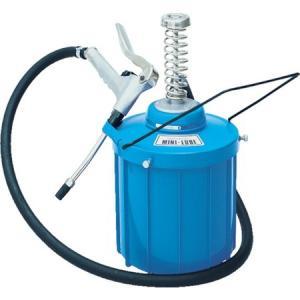 グリスポンプ ビックリューブ (専用缶付) マクノート K5-7005|n-tools