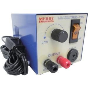 ヒートニッパ用トランスTRF25 メリー TRF25100V-7059|n-tools