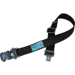 1本つり専用胴ベルト(ワンタッチアジャスタ付)黒色 ツヨロン UBAJOTNBLKBP-4062|n-tools