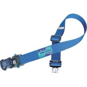 1本つり専用胴ベルト(ワンタッチアジャスタ付)青色 ツヨロン UBAJOTNBL4BP-4062|n-tools