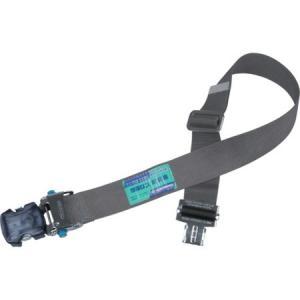 1本つり専用胴ベルト(ワンタッチアジャスタ付)銀色 ツヨロン UBAJOTNSL1BP-4062|n-tools