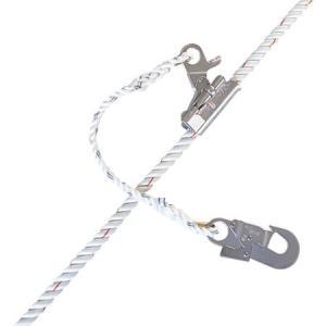 傾斜面用ロリップ 1本吊り専用ランヤード ツヨロン KS211SBX-4062|n-tools
