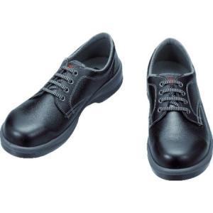 安全靴 短靴 7511黒 25.0cm シモン 7511B25.0-3043|n-tools