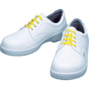 静電安全靴 短靴 7511白静電靴 23.5cm シモン 7511WS23.5-3043|n-tools