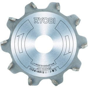 石膏ボード用面取り専用刃 95mm リョービ NW420EDM-8040|n-tools