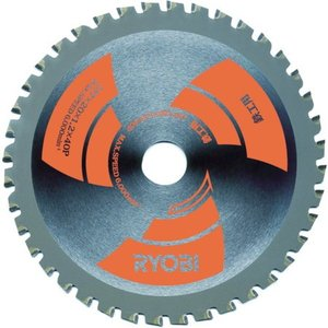 チップソー(鉄工用) 147mm リョービ SC520S-8040|n-tools