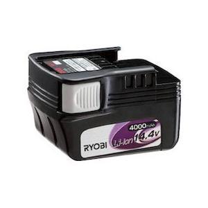 リチウムイオン電池パック 14.4V 4000mAh リョービ B1440L-8040|n-tools