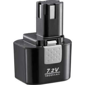 リョービ ニカド電池パック 7.2V 1500mAh B7215|n-tools