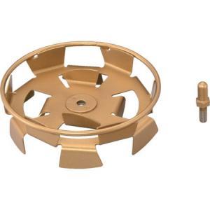 リョービ リング付ダブルスクリュー(フッ素コート)150mm ステンレス B6078027|n-tools