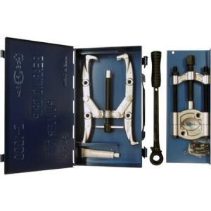 ベアリング・グリッププーラーセット スーパー G1000-3063 n-tools