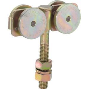ダイケン 3号ドアハンガー用ベアリング複車フレキシブルタイプロングボルト仕様1 34WHBN1LB|n-tools