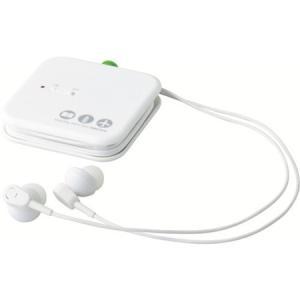 デジタル耳せん 白 キングジム MM1000W-2050|n-tools