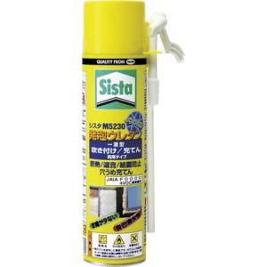 発泡ウレタン(1液タイプ)M5230 450g Sista SUM523-3343|n-tools