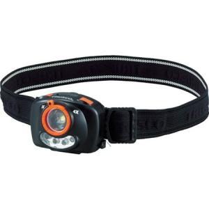 LEDヘッドライト 125ルーメン ブラック TRUSCO THLC113ABK-8037 n-tools