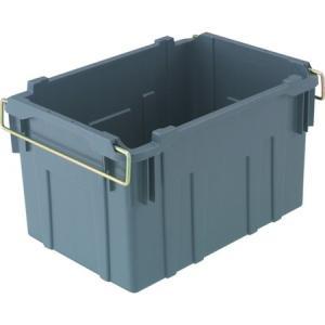 ネスティングコンテナ 101.3L グレー TRUSCO TK110GY-8000|n-tools