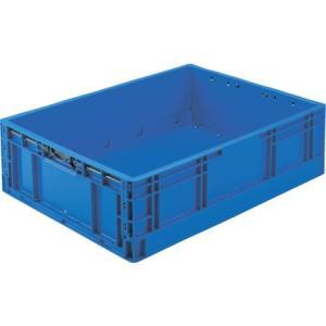 TPO型 折りたたみコンテナ TP規格 53L 暗青 TRUSCO TPO462-8000|n-tools