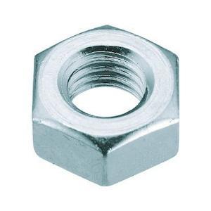コノエ ユニクローム六角ナット1種M3×0.5 (10000個入) NT-SS-0003|n-tools