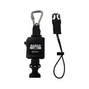 伸縮式ランヤード バーコ 3875RL1-8513|n-tools
