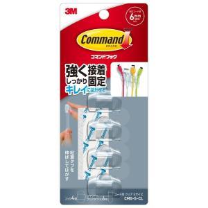 スリーエム コマンドフック コード用 クリア Sサイズ CMG-S-CL 3M