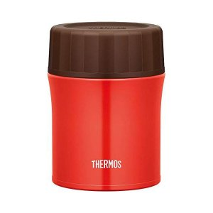 THERMOS 真空断熱スープジャー レッド(R) 500mL JBX-500 サーモス|n-tools
