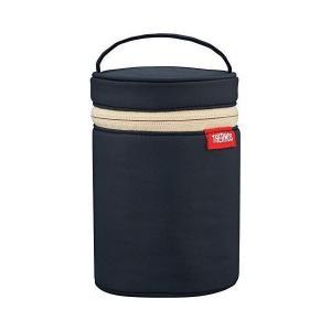 THERMOS スープジャーポーチ ブラック(BK) RET-001 サーモス|n-tools