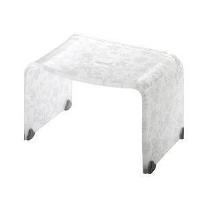 風呂椅子 フィルロ バスチェア 高さ20cm フラワー(風呂 イス 腰かけ) リス|n-tools
