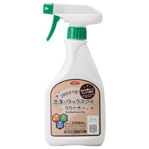 洗浄とワックス効果のクリーナー 500ml 1006938 アイメディア|n-tools