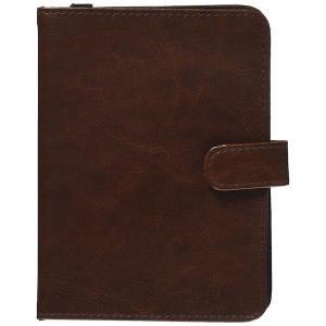 スマートna カードケース ブラウン 24枚収納 1007658 アイメディア|n-tools