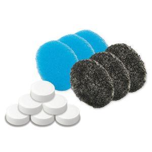 風呂水ポンプまとめてキレイ 4g×6錠 風呂水ポンプ 洗浄剤 フィルター 1008407 アイメディア|n-tools