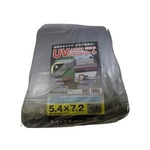 #4000 UVシルバーシート 5.4X7.2 アイネット IN8031|n-tools