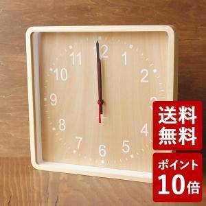 ヤマト工芸 ROUND CLOCK -wall- 掛け時計 ホワイト YK15-103 yamato japan|n-tools
