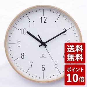 ヤマト工芸 fullmoon 掛け時計 フォーマル ホワイト YK16-101 yamato japan|n-tools
