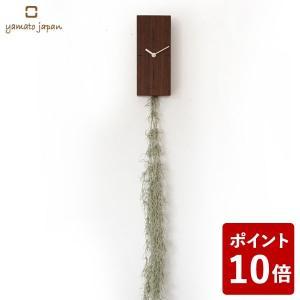 ヤマト工芸 GREEN CLOCK 角 掛け時計 スパニッシュモス YK18-101 yamato japan|n-tools