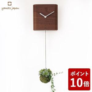 ヤマト工芸 GREEN CLOCK R 掛け時計 モスボール YK18-101 yamato japan|n-tools
