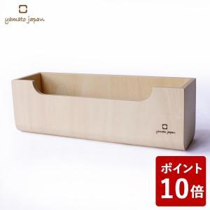 ヤマト工芸 WALL tissue ティッシュケース シナ YK18-107 yamato japan|n-tools