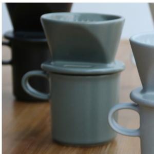 かもしか道具店 マグ (ドリッパー別売) グリーン 山口陶器|n-tools