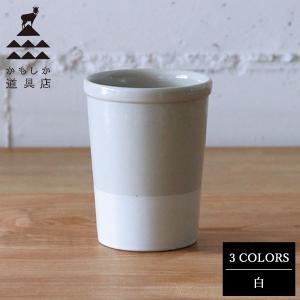 かもしか道具店 ツールスタンド 白 山口陶器|n-tools