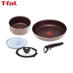 T-fal(ティファール) インジニオ・ネオ グレージュ・プレミア セット 5 L63290|n-tools